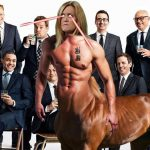 """Samantha Bee's response to Vanity Fair's photo of the late night """"players"""""""