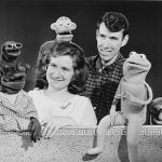 Jane and Jim Henson on Sam and Friends