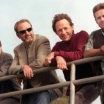 The Monkees full reuniion in 1997.
