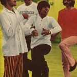 Rehearsing for 33 1/3 Special (attribution: The Monkees Live Almanac)