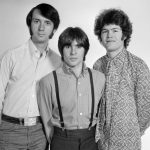 The Monkees in 1969 minus Peter Tork (attribution: The Monkees Live Almanac)