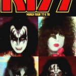 KISS at their peak of popularity
