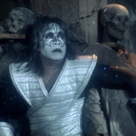 Ace Frehley's stunt double after Ace walked