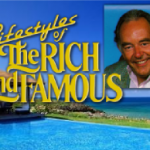 Robin Leach as he appeared during Lifestyles TV run