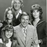 the cast of The Paul Lynde Show (1972-1973).
