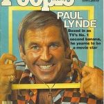 Paul on the cover of the September 13, 1976 issue of People magazine.